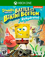 SpongeBob SquarePants: Battle for Bikini Bottom - Rehydrated for Xbox One