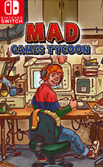 Mad Games Tycoon for Nintendo Switch