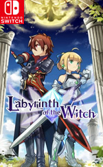 Labyrinth of the Witch for Nintendo Switch