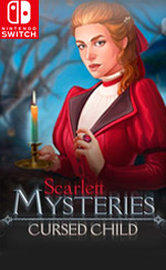 Scarlett Mysteries: Cursed Child for Nintendo Switch