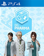 Big Pharma for PlayStation 4