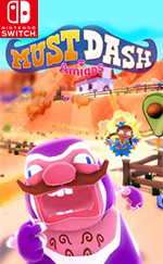 Must Dash Amigos for Nintendo Switch
