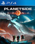 PlanetSide Arena for PlayStation 4