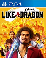 Yakuza: Like a Dragon for PlayStation 4