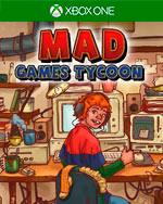 Mad Games Tycoon for Xbox One