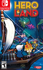 Heroland for Nintendo Switch