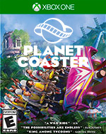 Planet Coaster for Xbox One