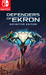 Defenders of Ekron: Definitive Edition for Nintendo Switch