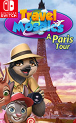 Travel Mosaics: A Paris Tour for Nintendo Switch