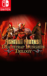 Deathtrap Dungeon Trilogy for Nintendo Switch