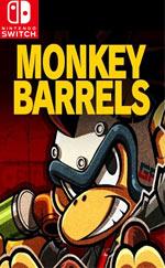 MONKEY BARRELS for Nintendo Switch