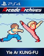 Arcade Archives Yie Ar KUNG-FU
