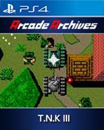 Arcade Archives T.N.K III