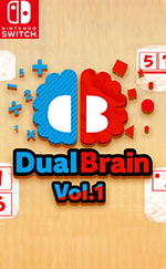 Dual Brain Vol.1: Calculation for Nintendo Switch