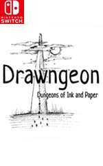 Drawngeon: Dungeons of Ink and Paper for Nintendo Switch