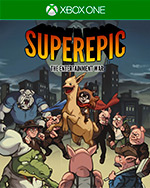 SuperEpic: The Entertainment War for Xbox One