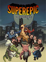 SuperEpic: The Entertainment War for PC