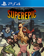 SuperEpic: The Entertainment War for PlayStation 4