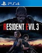 RESIDENT EVIL 3 for PlayStation 4