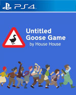 Untitled Goose Game for PlayStation 4