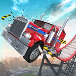 Stunt Truck Jumping for iOS