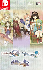 Atelier Dusk Trilogy Deluxe Pack for Nintendo Switch