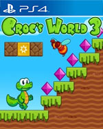 Croc's World 3 for PlayStation 4