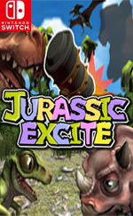 Jurassic Excite for Nintendo Switch