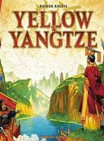 Reiner Knizia Yellow & Yangtze