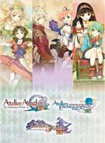 Atelier Dusk Trilogy Deluxe Pack for PC