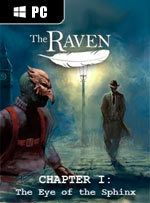 The Raven: Legacy of a Master Thief Chapter 1 - The Eye of the Sphinx