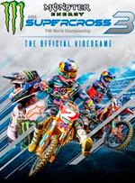Monster Energy Supercross - The Official Videogame 3 for Google Stadia