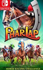 PHAR LAP - Horse Racing Challenge for Nintendo Switch