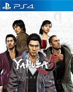Yakuza 5 Remaster for PlayStation 4