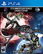 Bayonetta and Vanquish 10th Anniversary Launch Bundle for PlayStation 4