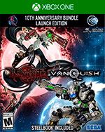 Bayonetta and Vanquish 10th Anniversary Launch Bundle
