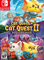 Cat Quest + Cat Quest II: Pawsome Pack for Nintendo Switch
