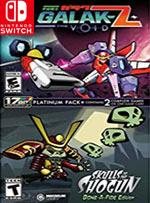 Galak-Z: The Void / Skulls of the Shogun: Bone-A-Fide Edition - Platinum Pack