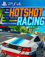 Hotshot Racing for PlayStation 4