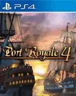 Port Royale 4 for PlayStation 4