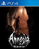 Amnesia: Rebirth for PlayStation 4