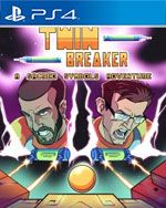 Twin Breaker: A Sacred Symbols Adventure for PlayStation 4