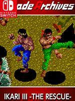 Arcade Archives IKARI III -THE RESCUE-