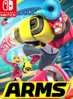 Super Smash Bros. Ultimate: ARMS