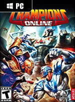 Champions Online for PC