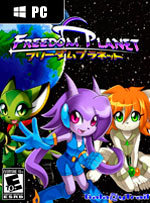 Freedom Planet for PC