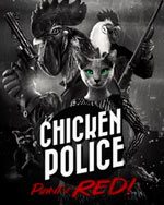 Chicken Police – Paint it RED! for PC