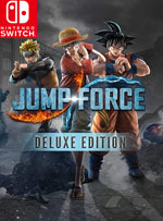 Jump Force: Deluxe Edition for Nintendo Switch