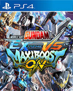 Mobile Suit Gundam: Extreme VS. MaxiBoost ON