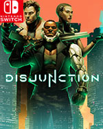 Disjunction Nintendo Swicht cover game